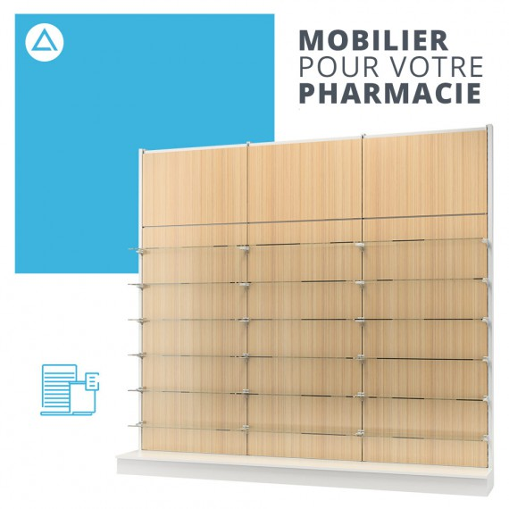 Mobilier pour votre pharmacie