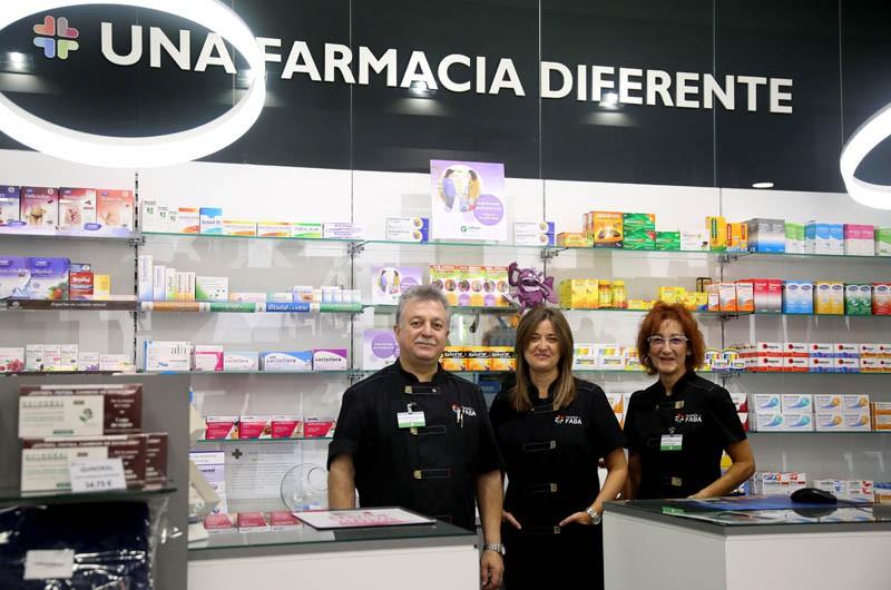 Farmacia Faba: Una Farmacia Diferente