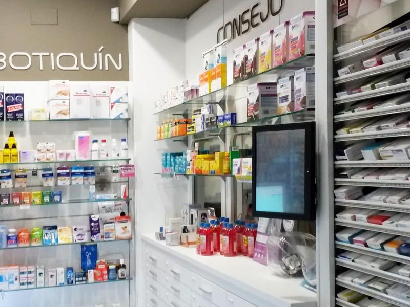 StockLight de Farmacia Garabato
