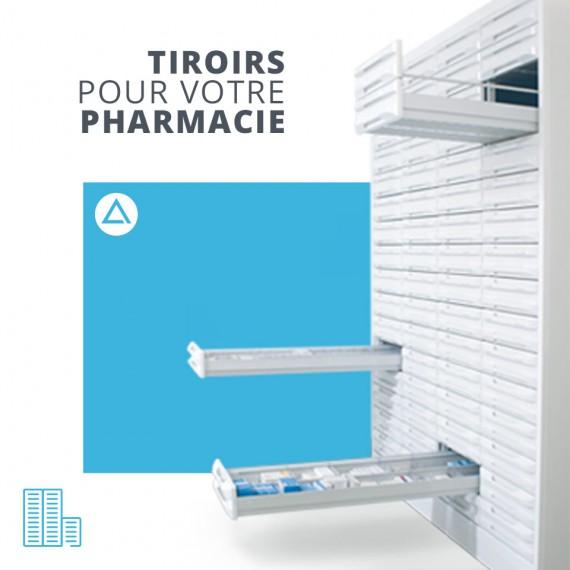 Tiroirs pour votre pharmacie