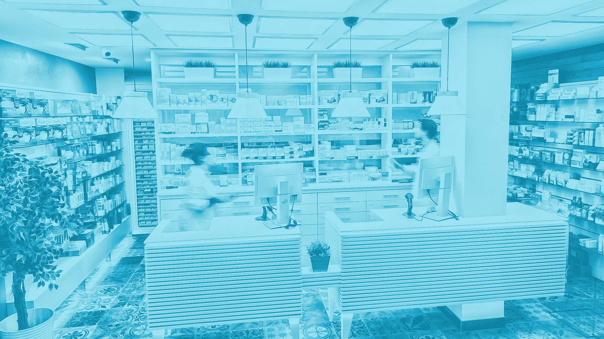 Bienvenue dans votre nouvelle pharmacie